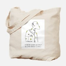 Sputum Induction Clinic Tote Bag