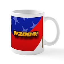 """""""W 2004!"""" Mug"""