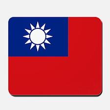 ROC flag Mousepad