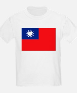 ROC flag T-Shirt
