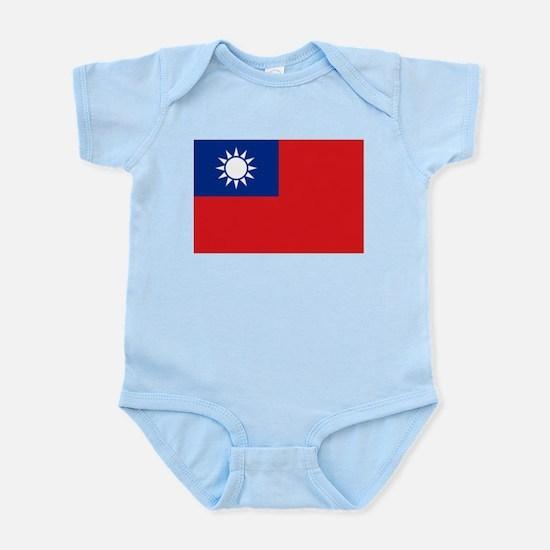 ROC flag Infant Bodysuit