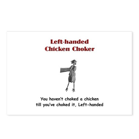 LH Chicken Postcards (Package of 8)