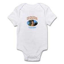 Sequoia National Park Infant Bodysuit