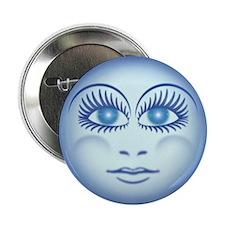 Moon Goddess Button