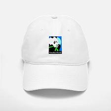 Pandas Rock! Baseball Baseball Cap