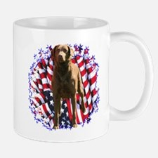 Chessie Patriotic Mug