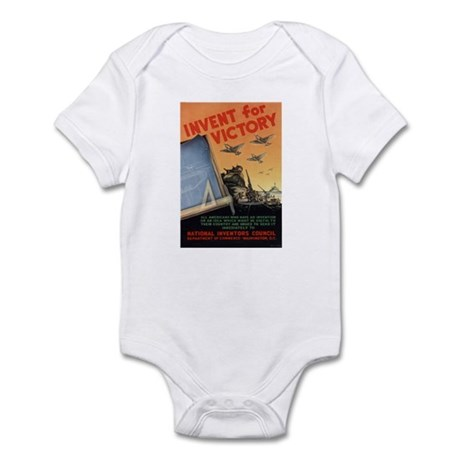 Invent For Victory Infant Bodysuit