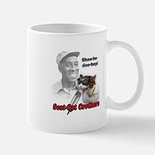 Scat Cat Design 1 Mugs