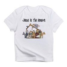 Cute Religious christmas Infant T-Shirt