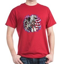 Crested Patriotic T-Shirt
