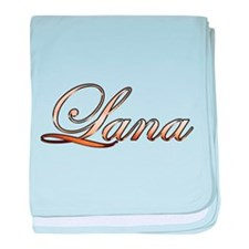 Lana baby blanket