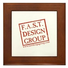 Logo Wear Framed Tile
