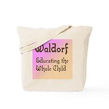 Waldorf Education Tote Bag