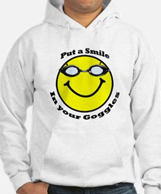 Smiling Goggles Jumper Hoody