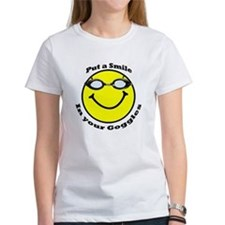 Smiling Goggles Tee