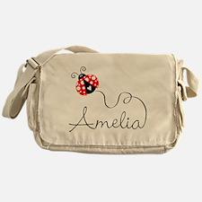 Ladybug Amelia Messenger Bag