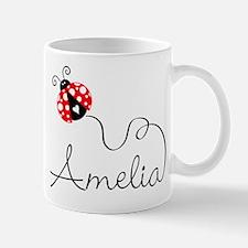 Ladybug Amelia Mug