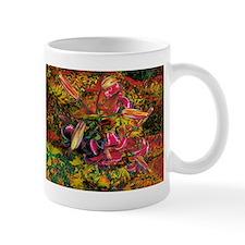 Tiger Lilith Mugs