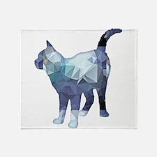 Cute Felines Throw Blanket