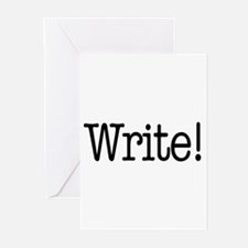 Write! Greeting Cards (Pk of 10)