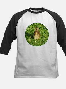 Rabbit Eating Weeds Tee