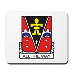 509th Airborne Crest Mousepad