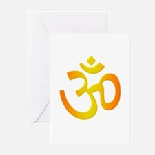 Om Greeting Cards (6)