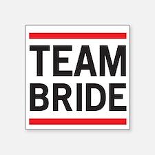 Team Bride Sticker