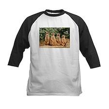 Meerkat-Quartett 001 Baseball Jersey