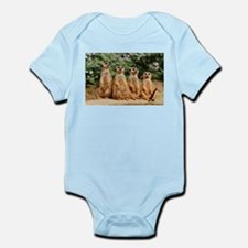 Meerkat-Quartett 001 Body Suit