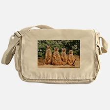 Unique Meerkat Messenger Bag