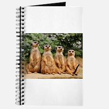 Funny Meerkat Journal