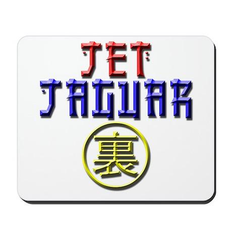 Jet Jaguar Mousepad