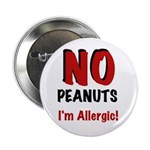 Peanut Allergy Button