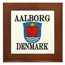 The Aalborg Store Framed Tile