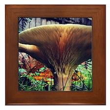 Mushroom Tower Framed Tile