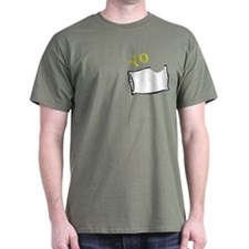 Yo Muerdo Almuadas  T-Shirt