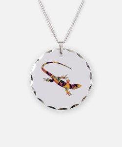 Cool Amphibians and reptiles Necklace