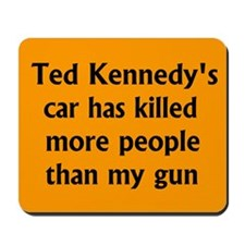 Ted Kennedy Mousepad