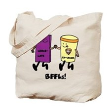 Best Friends For Life Tote Bag