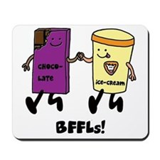 Best Friends For Life Mousepad
