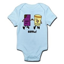 Best Friends For Life Infant Bodysuit