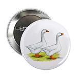 Embden Geese Button