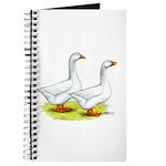Embden Geese Journal