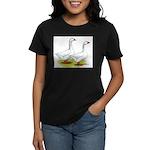 Embden Geese Women's Dark T-Shirt