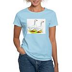 Embden Geese Women's Light T-Shirt