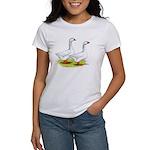 Embden Geese Women's T-Shirt