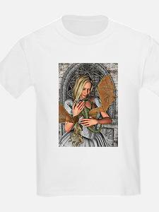Princess and Dragon T-Shirt