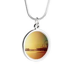 Pier Orange Sunrise Necklaces