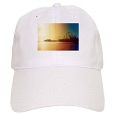Cute Santa monica Baseball Cap